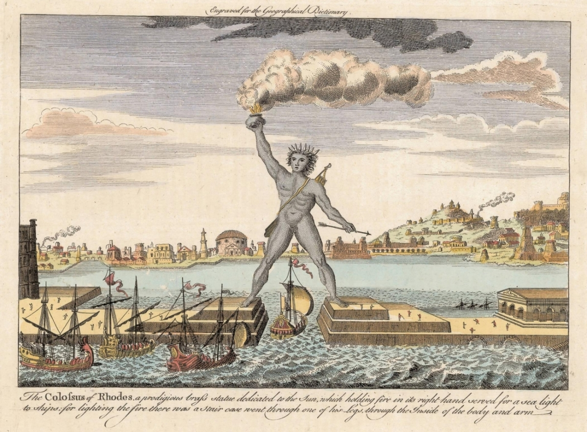 The-Colossus-of-Rhodes-Engraved-for-the-New-Geographical-Dictionary-1790
